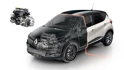 Equipment & Technology   Renault Captur   Renault Iran