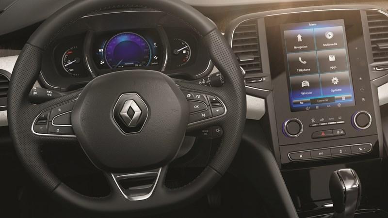 Equipment & Technology | Renault Talisman | Renault Iran