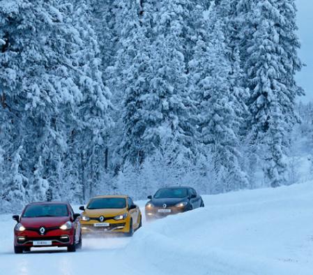 نکاتی که باید هنگام رانندگی در برف رعایت کنید