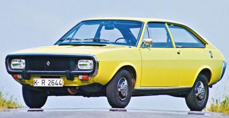 رنو ۱۵ (Renault ۱۵)