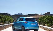 فروش خیره کننده خودروهای برقی رنو در سال ۲۰۱۹