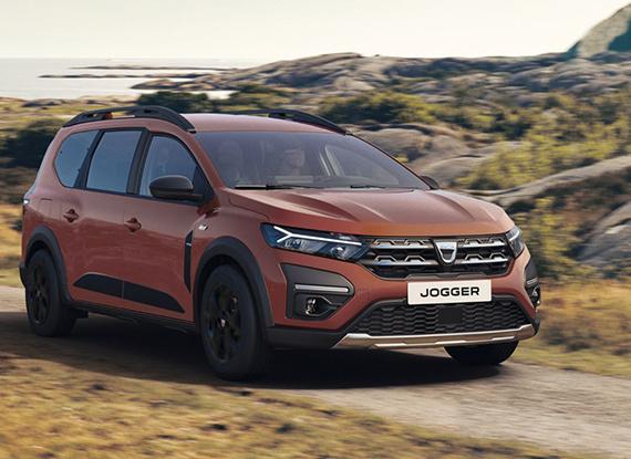 داچیا جاگر (Dacia Jogger) محصول جدیدی از گروه رنو