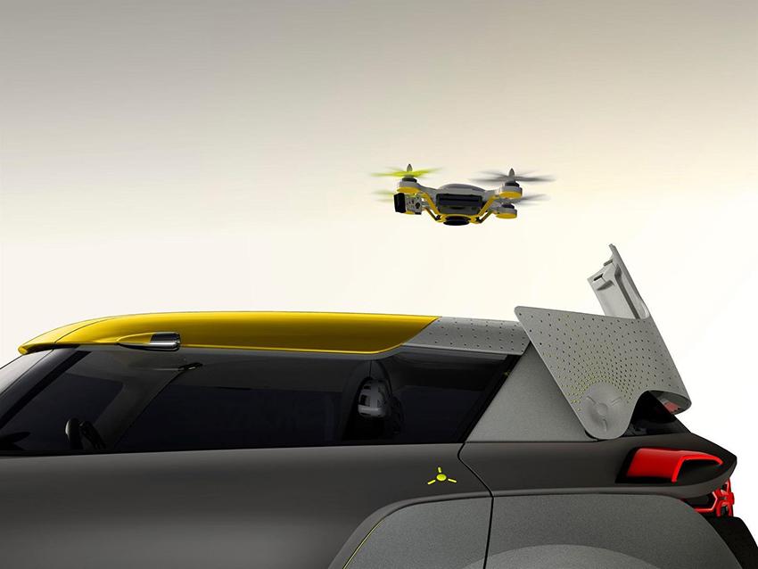 رنو کوئید مفهومی - Renault KWID