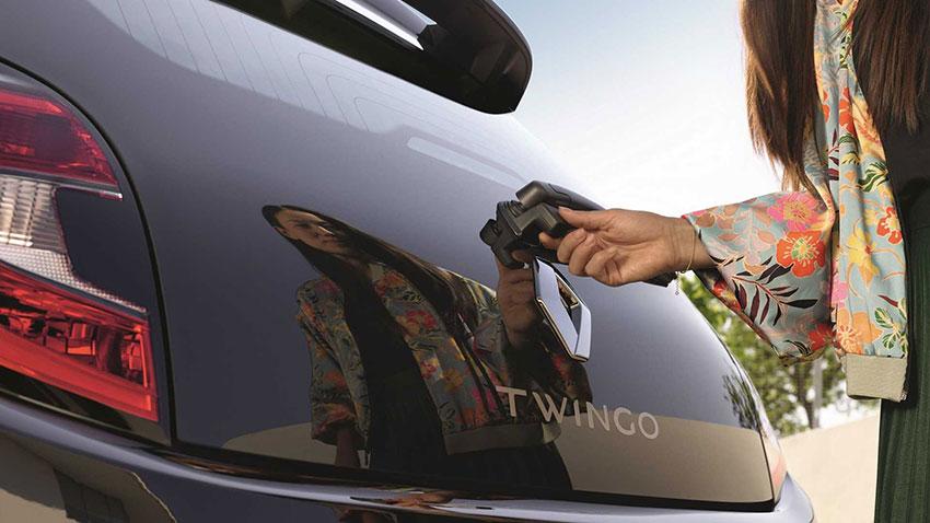 رنو توینگو 2019 - Renault Twingo 2019