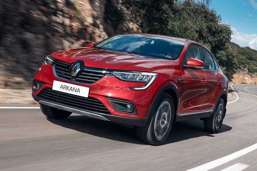رنو آرکانا - Renault Arkana