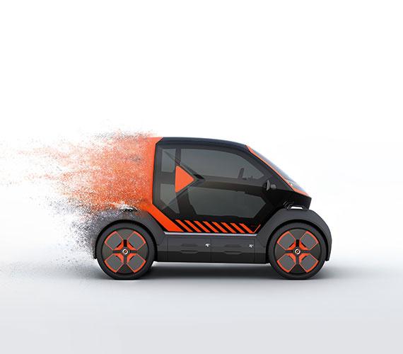 رنو با موبیلایز در حال آماده سازی آینده حمل و نقل است