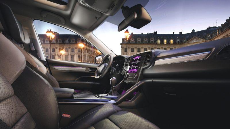 رنو کولئوس اینیشیال پرایس - Renault Koleos Initiale Paris