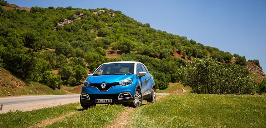 رنو کپچر (Renault Captur)