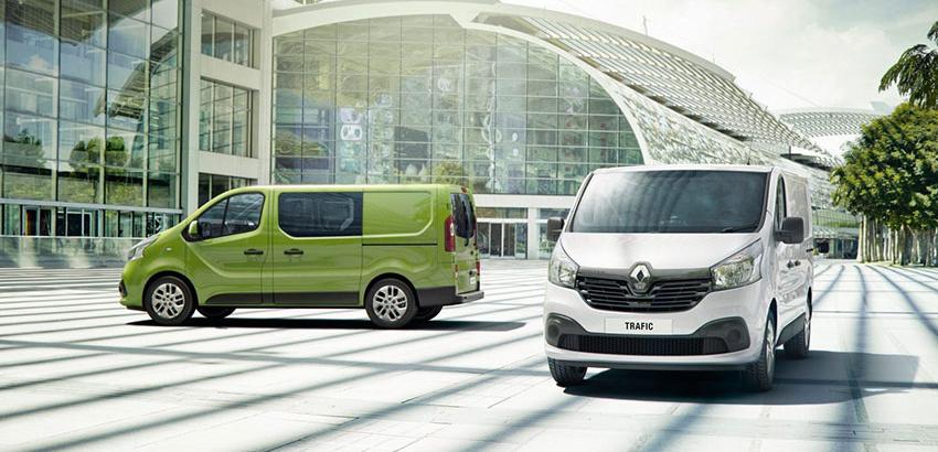 رنو ترافیک (Renault Trafic)