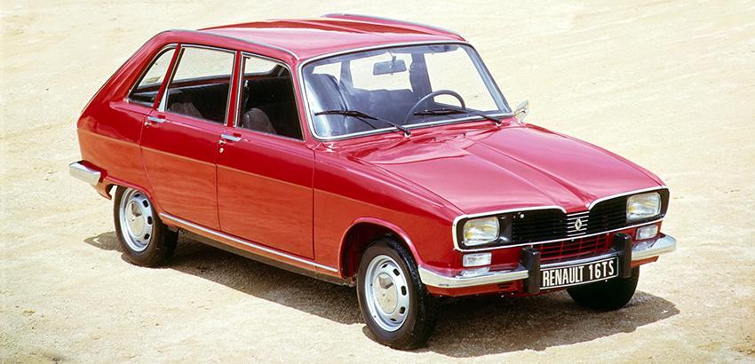 رنو ۱۶ (Renault ۱۶)
