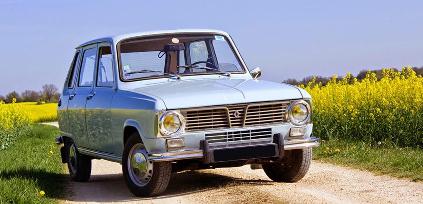 رنو ۶ (Renault ۶)